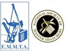 National Society of Master Thatchers logo